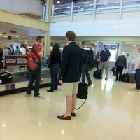 Photo taken at DCA Baggage Claim 9 by Stephen L. on 5/18/2012