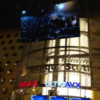 Photo taken at Cinéma Banque Scotia by franck n. on 3/13/2012