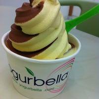 Photo taken at YogurBella by Barbara K. on 3/11/2012