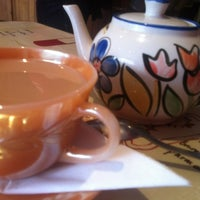 Photo taken at Cathedral Cafe by Gareth K. on 8/8/2012