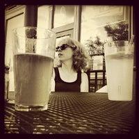 Photo taken at Basement Burger Bar by Don J. on 6/22/2012