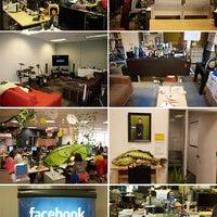 Photo taken at Facebook Headquarters by aroelkendari on 7/28/2012
