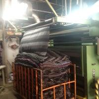 Photo taken at Ceylan Tekstil Apre ve Boya Tic Ltd Şti by Ahmet Şükrü K. on 7/20/2012