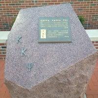 Photo taken at Kappa Kappa Psi National Shrine by Zeb W. on 6/22/2012
