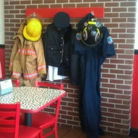 Photo taken at Firehouse Subs by Katina B. on 2/16/2012