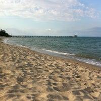 Photo taken at Sea Garden by Christian V. on 6/26/2012