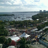 Photo taken at Coconut Grove Arts Festival by Deryl S. on 2/19/2012