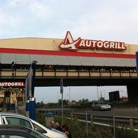 Photo taken at Area di Servizio Arda Est by Mark H. on 8/12/2012