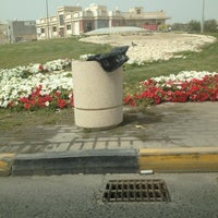 Photo taken at Duraz Roundabout by Biggie R. on 3/24/2012
