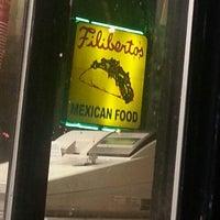 Photo taken at Filiberto's by Krissi G. on 9/11/2012