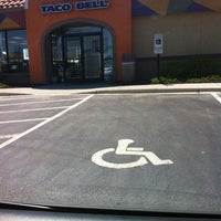 Photo taken at Taco Bell by Cherie F. on 4/12/2012