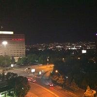 Photo taken at Tandoğan Square by Eleftherina G. on 8/12/2012