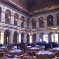 Photo taken at Palais Brongniart (Ancienne Bourse de Paris) by Thierry L. on 5/22/2012