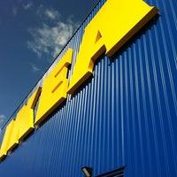 Das Foto wurde bei IKEA von István B. am 8/27/2012 aufgenommen