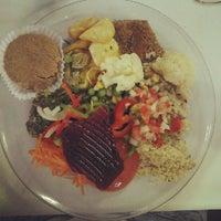 Foto tirada no(a) Vegecoop Restaurante Natural por Arlindo P. em 5/28/2012