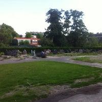 "Photo taken at Begraafplaats ""Oud Eik En Duinen"" by Sakimin K. on 7/15/2012"