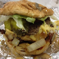 Photo taken at Five Guys by Steven B. on 3/26/2012