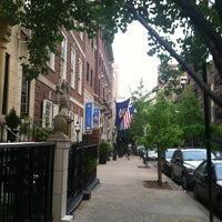 Photo taken at Marymount Manhattan College by Jessica N. on 5/8/2012