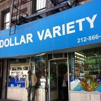 Photo taken at Dollar Variety by Justin M. on 4/5/2012