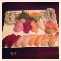 Photo taken at Sake Cafe by Dixon Y. on 9/9/2012