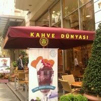 5/16/2012 tarihinde Süleyman U.ziyaretçi tarafından Kahve Dünyası'de çekilen fotoğraf
