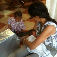 Photo taken at Baan Rao Guesthouse Koh Lanta by King P. on 4/12/2012