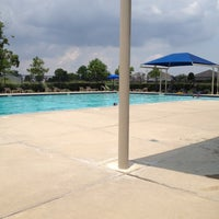 Photo taken at Bay Colony Pool by Mike J. on 6/28/2012