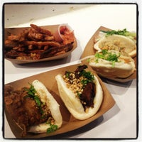 Photo taken at Baohaus by Mahelia d. on 7/30/2012