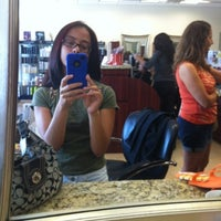 Photo taken at Tiffany Day Spa by Jianina R. on 8/18/2012