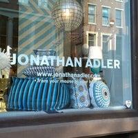 Photo taken at Jonathan Adler by Joe B. on 8/5/2012