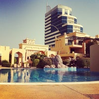 Photo taken at Novotel (Al Dana Resort) by Abdulaziz Ali Abdullah A. on 9/8/2012