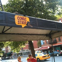 Photo taken at Comic Strip Live by Bruce B. on 8/18/2012