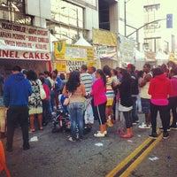 Photo taken at Oakland Art & Soul by Lamar G. on 8/5/2012