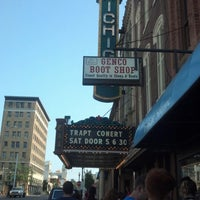 Photo taken at The Michigan Theatre by Skylar A. on 8/3/2012
