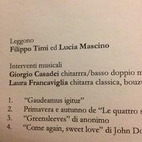 Photo taken at Oratorio San Filippo Neri by GiobiCop on 5/9/2012