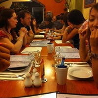 Photo taken at Gloria's Portuguese Cafe & Restaurant by Jamie G. on 4/6/2012
