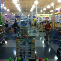 """Photo taken at Toys""""R""""Us / Babies""""R""""Us by John B. on 2/19/2012"""