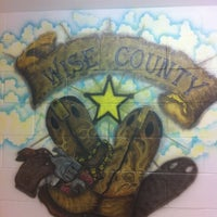 Photo taken at Wise County Sheriff's Office by Eric K. on 6/28/2012