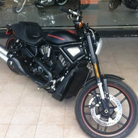 Photo taken at Brasília Harley-Davidson by Pedro H. on 5/3/2012