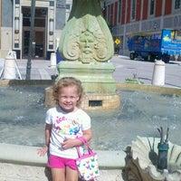Photo taken at DivaDuck Amphibious Tours by Kathy W. on 7/7/2012