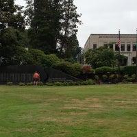 Photo taken at Washington State Vietnam Veterans Memorial by Zach K. on 8/18/2012