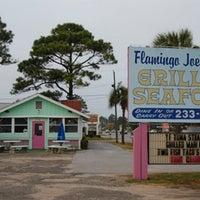 menu flamingo joe 39 s now closed panama city beach fl. Black Bedroom Furniture Sets. Home Design Ideas