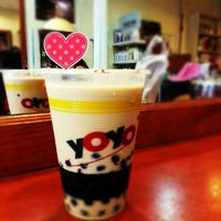 Photo taken at Yoyo Cafe by Sherrie P. on 8/19/2012
