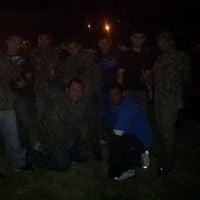 Photo taken at Clube Municipal by Davidsantos S. on 7/25/2012