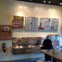 Photo taken at Which Wich? Superior Sandwiches by Reko H. on 7/14/2012