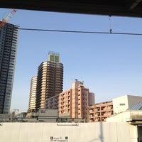 Photo taken at Keisei Yawata Station (KS16) by Suzu T. on 3/15/2012