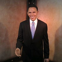 Photo taken at Wax Museum at Fisherman's Wharf by Ken D. on 4/28/2012
