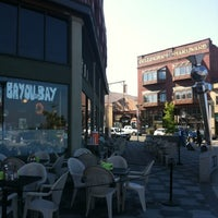 Bayou on bay