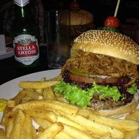 Photo taken at New York Style Steak & Burger by Juan Jaime P. on 5/1/2012