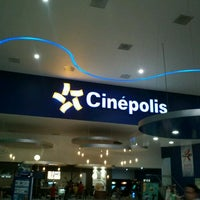 Photo taken at Cinépolis by Luis T. on 5/20/2012